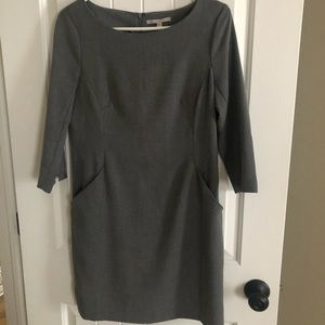 Gap size 2 Gray Sheath Dress